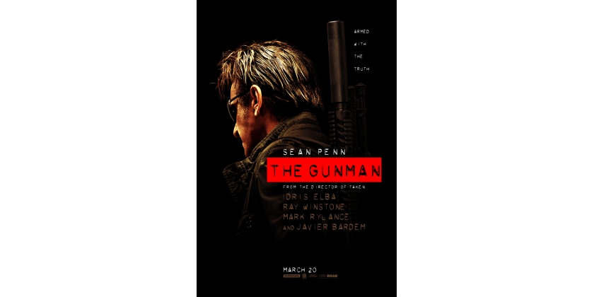 Marzo 2015 - The Gunman